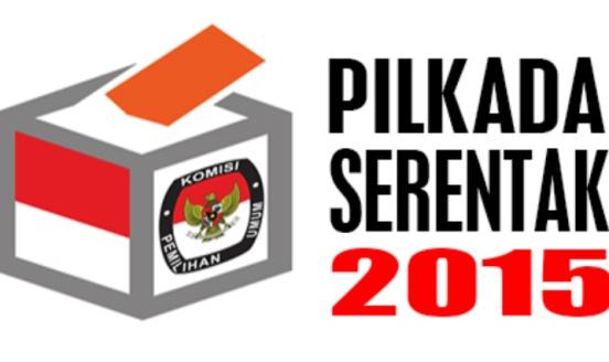 Hasil Sementara Pilkada 2015 7 Kabupaten di Kalbar