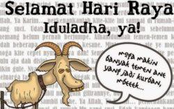Kumpulan Gambar DP BBM Ucapan Idul Adha 2016 Meme Selamat Hari Raya Qurban 1437 H