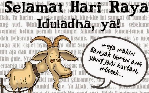 Kumpulan Gambar Caption Kata Ucapan Idul Adha Meme Selamat Hari Raya Qurban