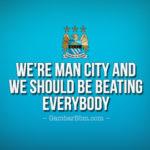 DP BBM Derby Manchester City Ejek MU
