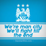 Gambar DP BBM Derby Manchester City vs MU