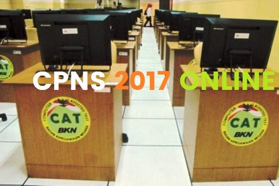 Pendaftaran Lowongan CPNS Badan Kepegawaian Negara 2017 Online sscn bkn go id