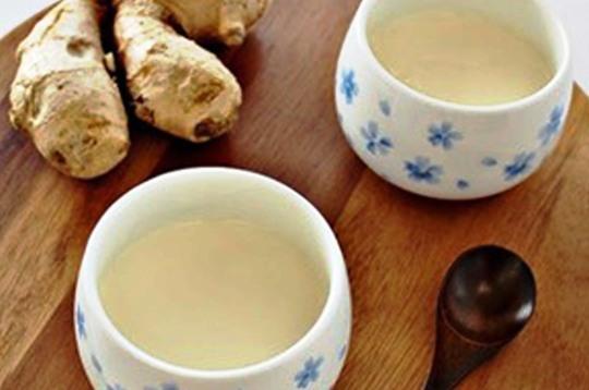 Manfaat Susu Jahe untuk Kesehatan Tubuh