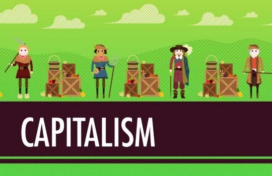 Definisi Pengertian Ideologi Kapitalisme