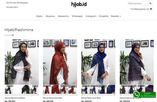 Tips Memilih Jilbab Nyaman Stylish Percaya Diri